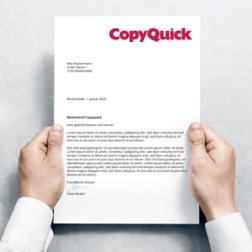 Briefpapier (PDF Upload)